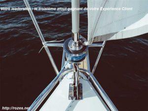 Votre leadership : le troisième atout gagnant de votre Expérience Client - http://rozes.net