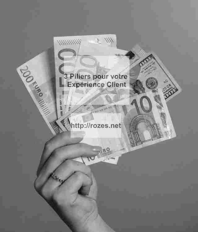 Votre Expérience Client : 3 piliers que vos clients apprécient. Comment vous différencier. 3 procédures pour agir avec un client insatisfait