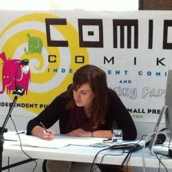 Comica Comiket Drawing Parade, May 2016
