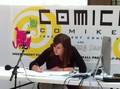 Comica Comiket Drawing Parade, May 2016