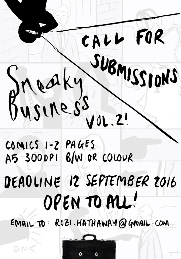 CALL FOR SUBMISSIONS!