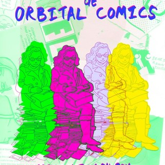 Small Press Day at Orbital Comics, July 2016