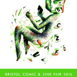 Bristol Comic & Zine Fair, October 2016