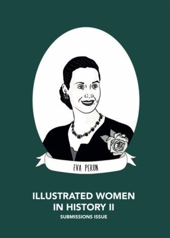 Illustrated Women in History Zine, November 2016