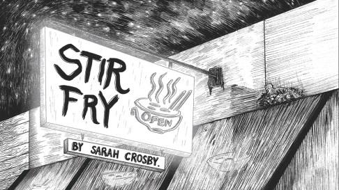 Stir Fry by Sarah Crosby