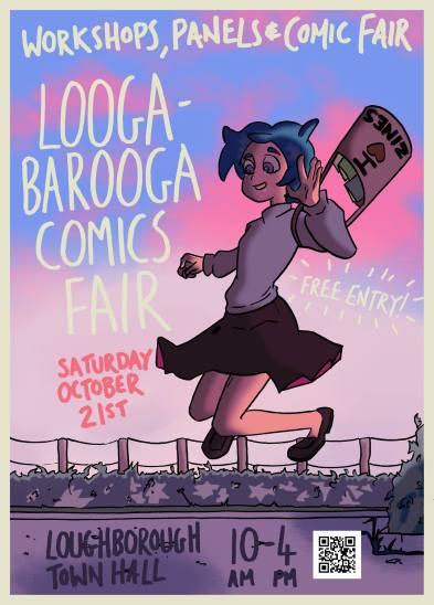 Loogabarooga Comics Fair