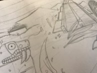More roughs! Can you guess what it is yet?