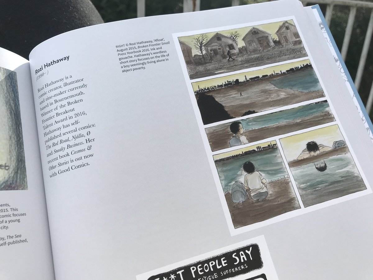 Look mum, I'm in a real book!
