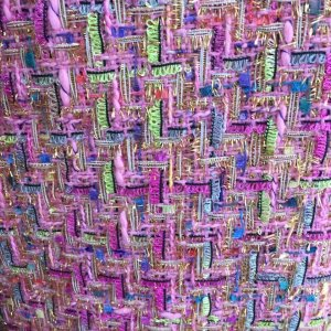 Haute Couture Fabric Tweed Wool Fabric/Designer Tweed Fabric Alta Moda/Fashion week fabric/Various Colours Available Check Listing please