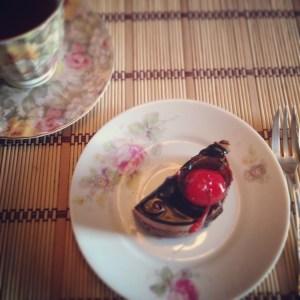 ciastko i herbata rozmowy z babcia