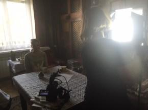 światło rozmowy z babcia