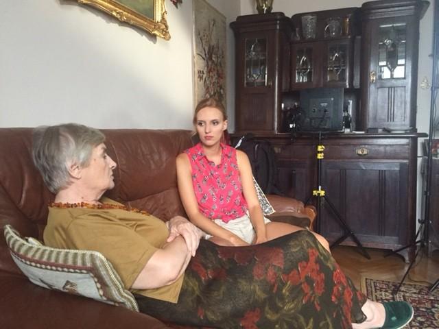 powazne rozmowy z babcia
