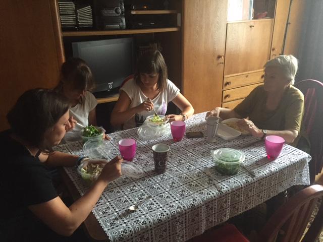 obiad rozmowy z babcia