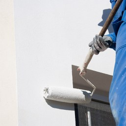Image result for images of external; painting