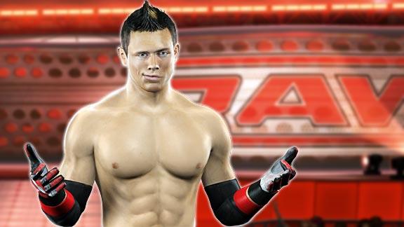 WWE The Miz