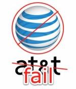 AT and T Fail