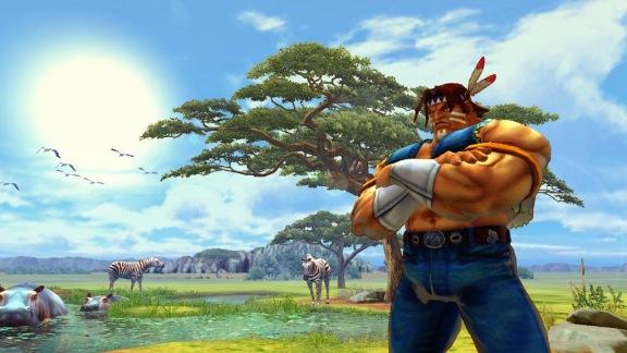 Super Street Fighter IVa