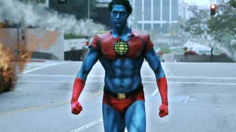 Captain Planet Live Action Trailer