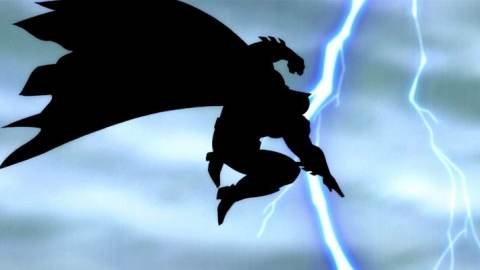 Random Thoughts on The Dark Knight Returns Part I
