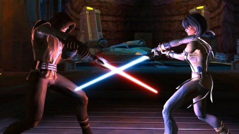 Star Wars: The Old Republic Free-To-Play Next Week