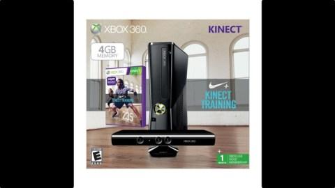 Microsoft and Nike Team Up For Xbox 360 Nike+ Bundle