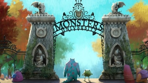 Monsters University Trailer #2