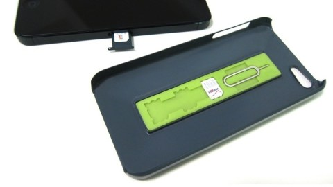 SIMPLcase: A Globetrotter's iPhone 5 Cover