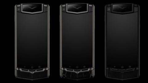 Vertu Ti: A $10,000+ Android Phone