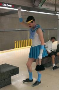 Sailor Freddie Mercury