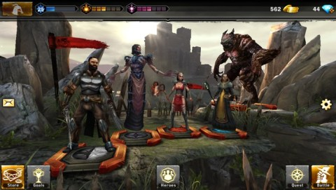 Let's Play Heroes of Dragon Age!