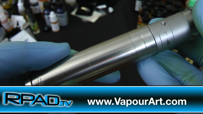 Vapourart GP Paps X Review