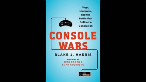 Seth Rogen and Evan Goldberg Team Up For Console Wars Movie