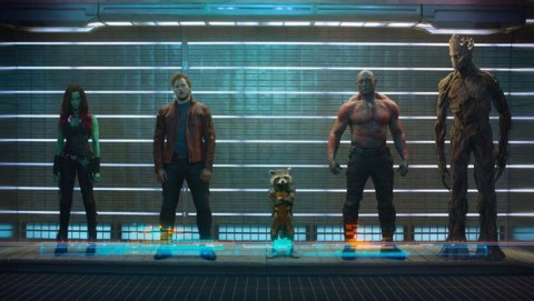 Guardians of the Galaxy Trailer (I Am Groot!)