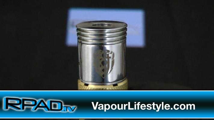 VLS Crest Cap for IGO-W5