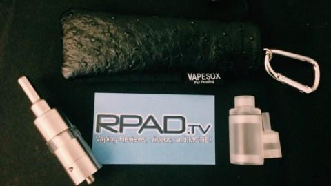 RPadTV 2014 Vaping Giveaway VI: Kayfun, Vapesox, and More!