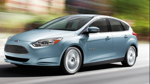 Ford Focus Electric 2014