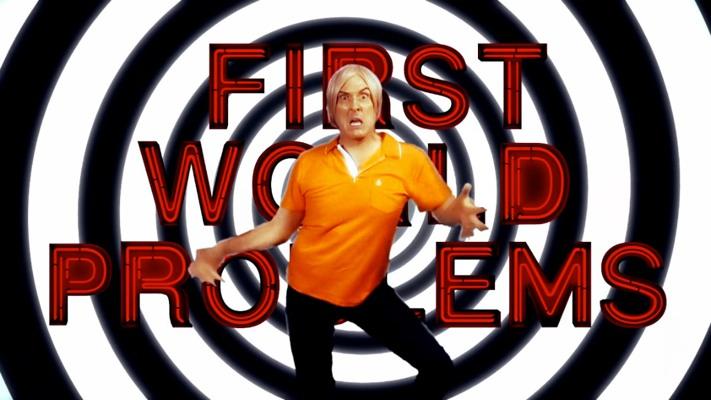 Weird Al First World Problems