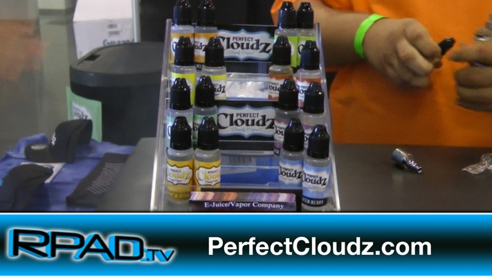 Perfect Cloudz Mandy Dishler Interview ECC 2014