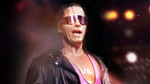 Bret Hart Who Are You to Doubt El Dandy
