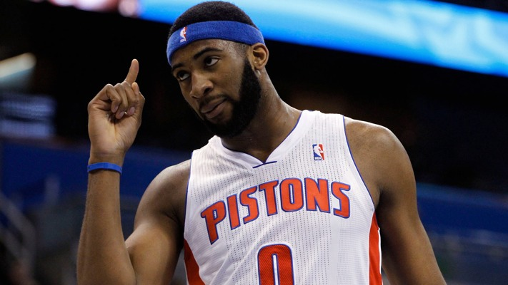 NBA Preview 2014 Andre Drummond Pistons