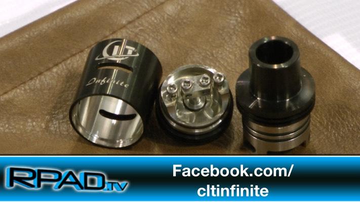 Infinite CLT v2 Plus atomizer