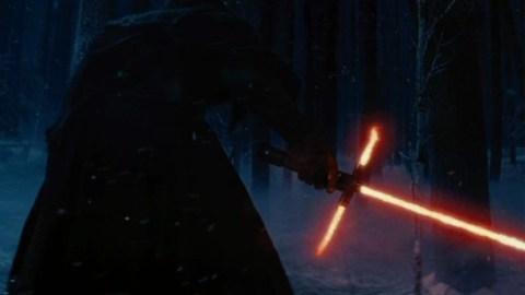 Stephen Colbert Defends the Crossguard Lightsaber (Star Wars)