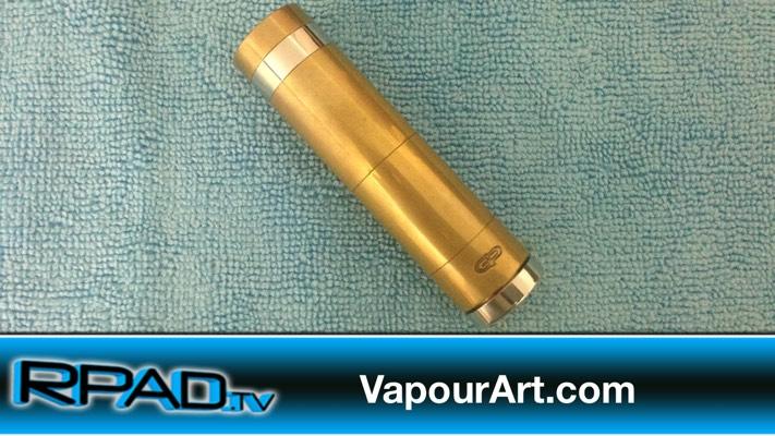 Best Mod of 2014 Vapour Art GP Paps X Lux 2