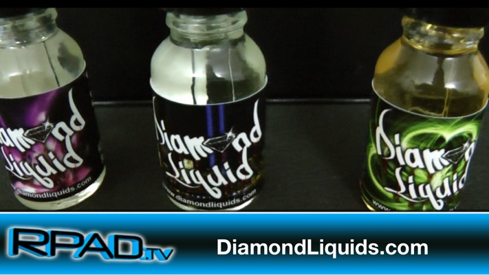 Diamond Liquids Britten Allen Interview