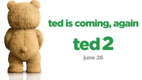 Two Ted 2 Trailers For Your Teddybear Enjoyment