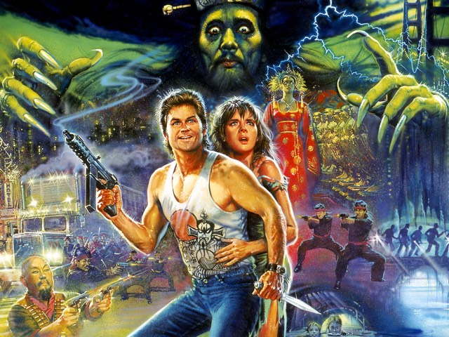 Coffee Talk #654: Excited and Scared For Big Trouble in Little China Starring The Rock