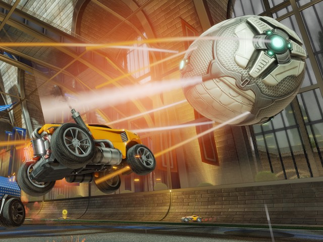 Rocket League Preview (PS4, PC)