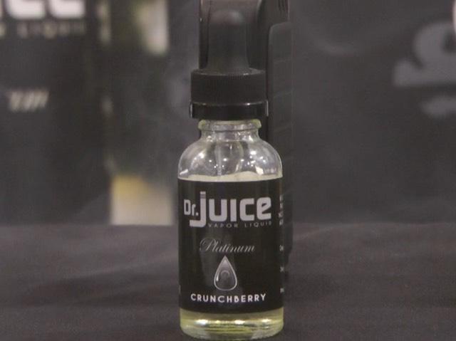 Vaping Diaries #336: Dr. Juice Vapor Liquid Interview (ECC 2015)