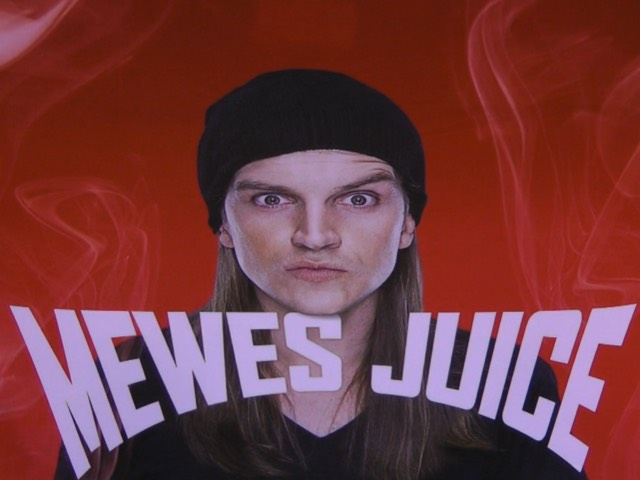 Jason Mewes Juice ECC 2015