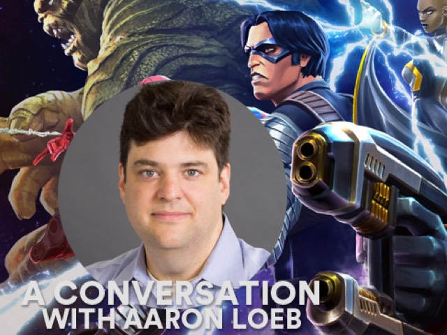 Kabam Aaron Loeb Interview (DICE Europe 2015)